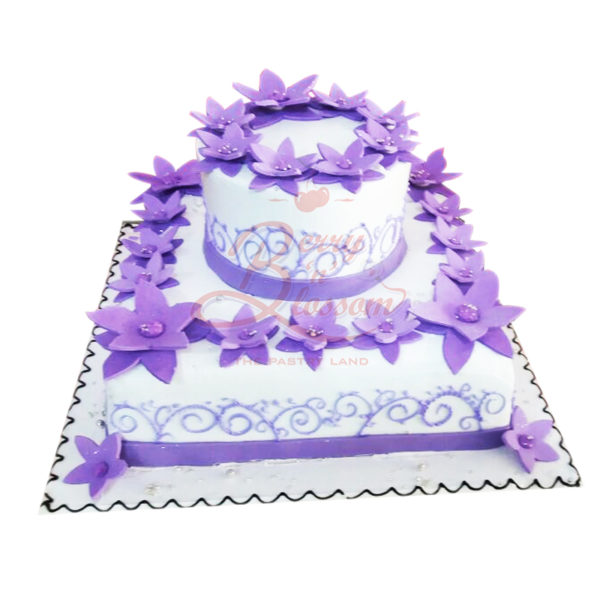 wedding cake order online chennai