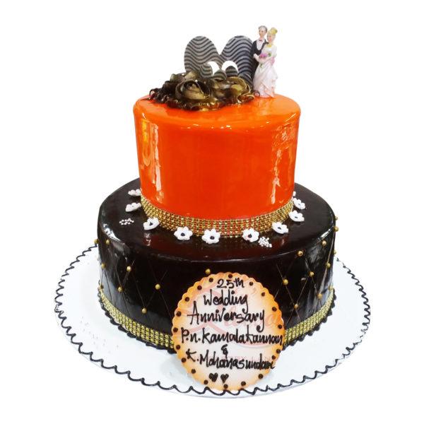 wedding anniversary cakes in chennai